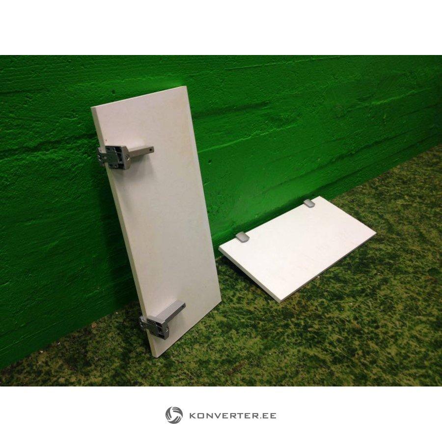 ab22f47e5c1 Valge seinale kinnitatav riiuliplaat - Konverter Outlet
