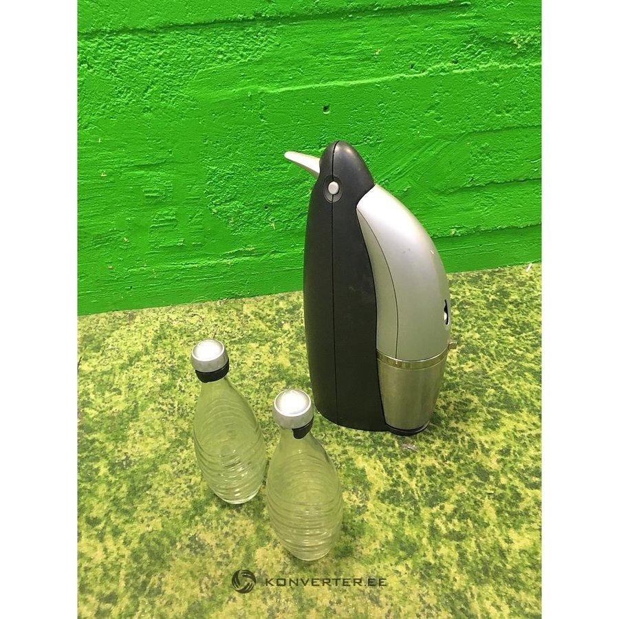 635511ca7f9 Vee gaseerija SodaStream Penguin koos 3 klaaspudeliga - Konverter Outlet