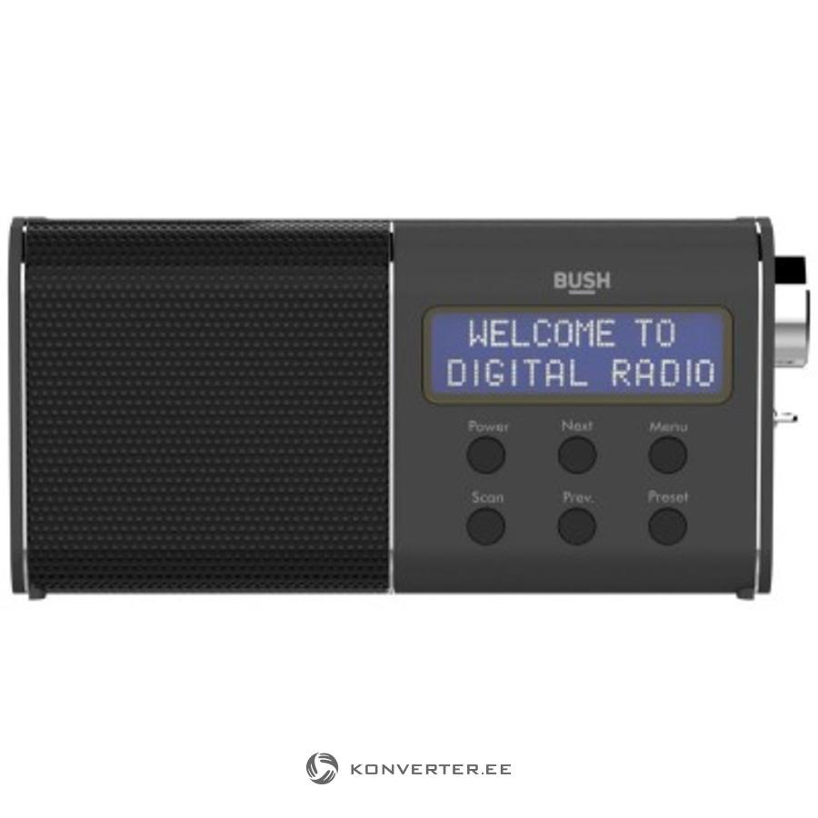 a3ebe6cbdca Kaasaskantav mini-raadio Bush Compact Digital Radio - Konverter Outlet