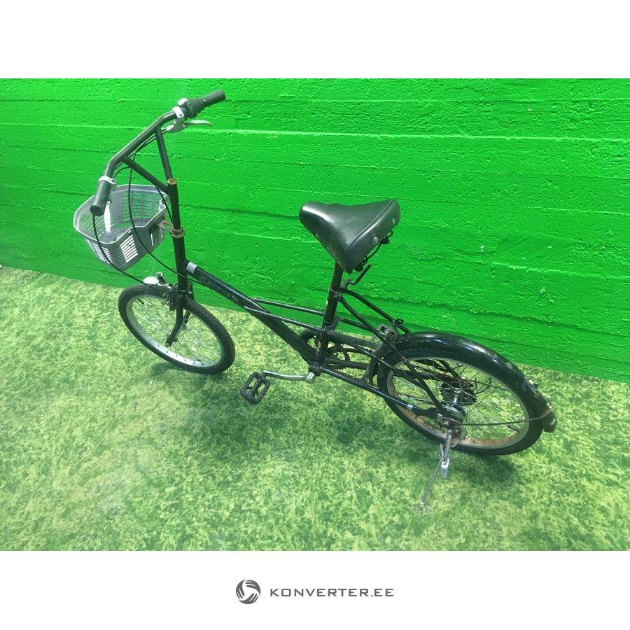 fcb1282dfcc Defektne väike must jalgratas 6-käiguline (kasutatud)