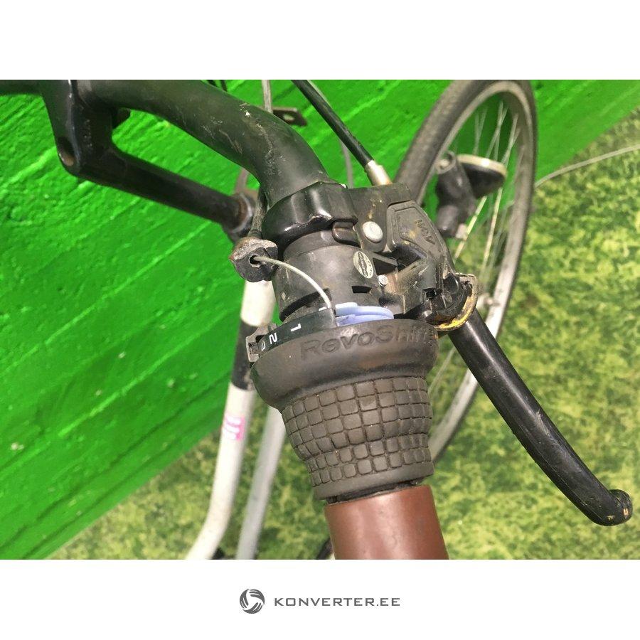 68a08110e6d Defektiga helehall jalgratas käikudega (kasutatud)