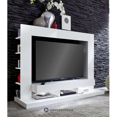 Valge TV-Kapp (TTX-05) (Terve, Karbis)