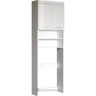Balta blizga spintelė / skalbimo mašina (amanda) (visa)