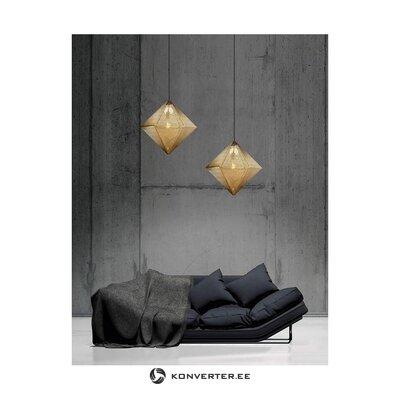 Золотой подвесной светильник ciryl (nova luce)