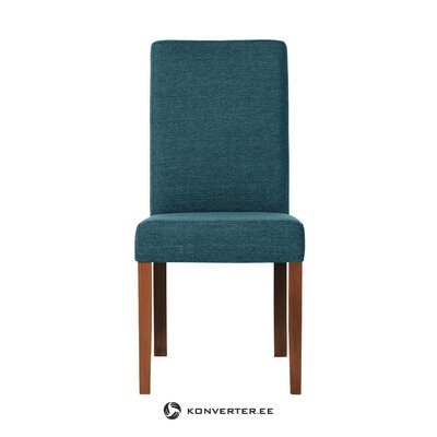 Green-brown chair (ted lapidus) (with beauty defects., Hall sample)