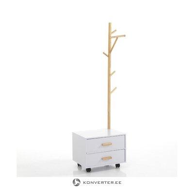 Dizaina naktsgaldiņa koks (tomasucci) (viss, zāles paraugs)