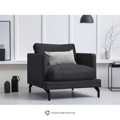 Бархатное кресло юпитер (безолюкс)