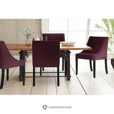 Velvet chair creativity (guy leroche)