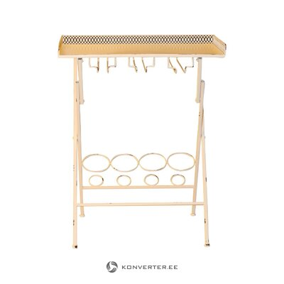 Design console table (aliash) (with defects., Hall sample)