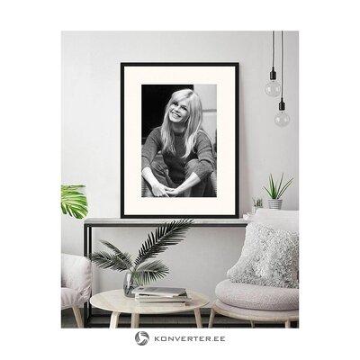Настенная картина brigitte bardot ii (любое изображение)