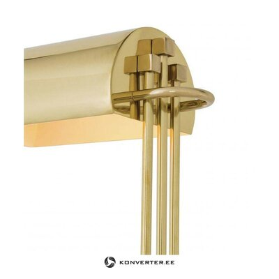 Kultainen pöytälamppu (eichholtz)
