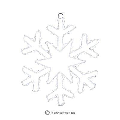 LED Dekoratiiv Valgusti Snowflake (Inart) (Terve, Karbis)