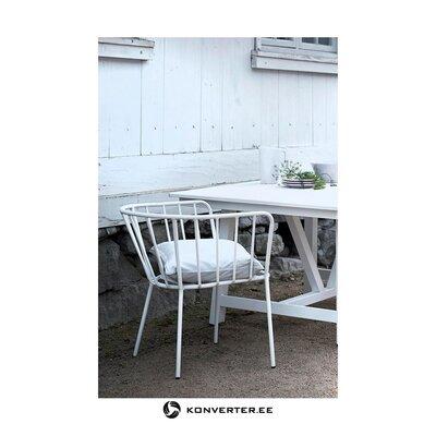 Balta sodo kėdė (jotex)