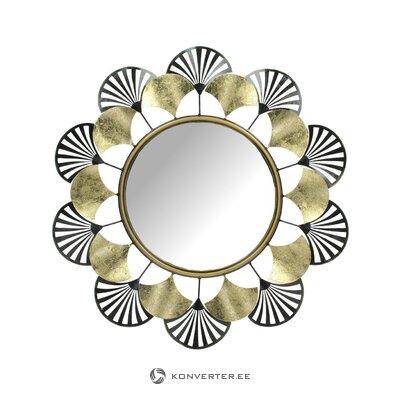 Design-seinäpeilikukka (HD-elma) (salinäyte)