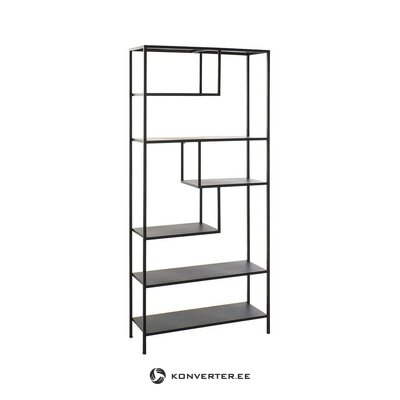 Metal shelf (detall item)
