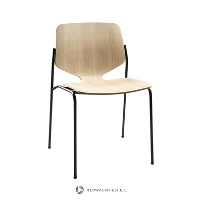Brown-black chair nova (mater) (whole, hall sample)