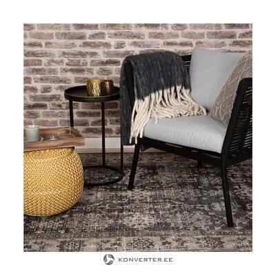 Серый узорчатый ковер (obsession home fashion) (в коробке, целиком)
