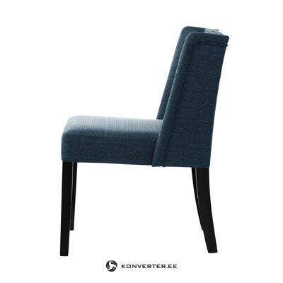Juodai mėlynas fotelis (Ted Lapidus)