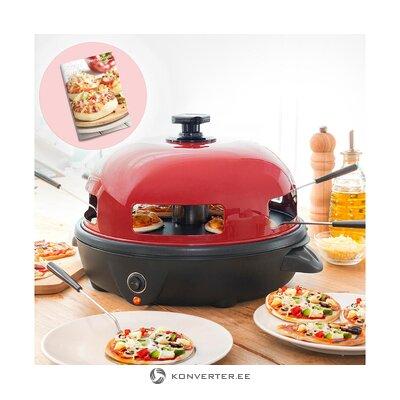 Маленькая печь для пиццы alberto (innova)