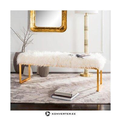 Balta-zelta sola kamielis (safavieh) (zāles paraugs)