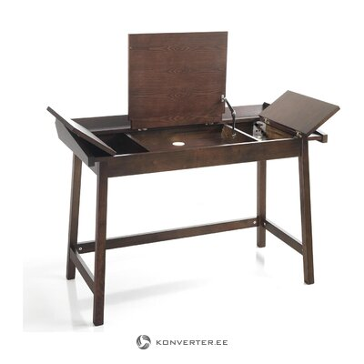 Dark brown console table (tomasucci)