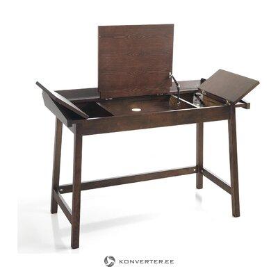 Tumši brūns konsoles galds (tomasucci)