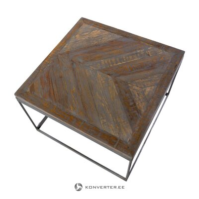 Solid wood coffee table (novita) (whole, hall sample)