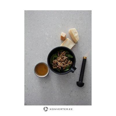Valurautalaasti raaka (Vinga) (koko, hallinäyte)