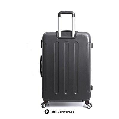 Средний черный чемодан в тунисе (bluestar)