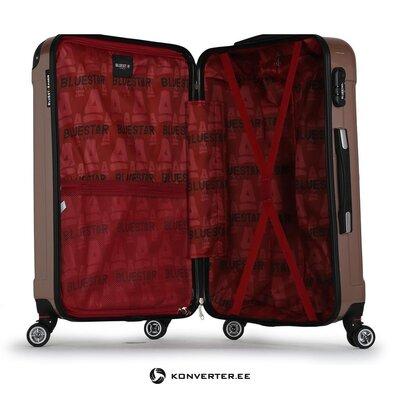 Тунисский средний чемодан (синяя звезда)