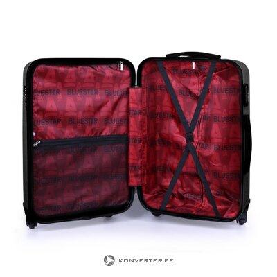 Черный чемодан бразилия (bluestar)