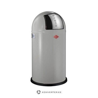 Урна для мусора бежевого цвета (wesco) (с дефектами, образец холла)