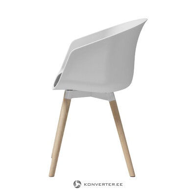White-brown chair moon (actona)