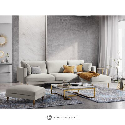 Угловой диван flavio (milo casa)