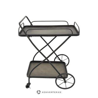 Design serving trolley camilla (clayre & eef)