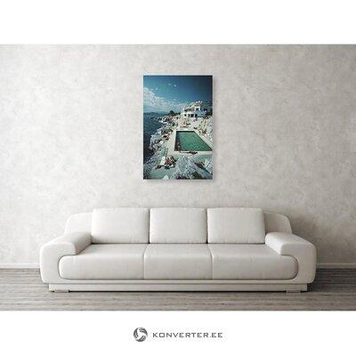 Обои бассейн eden-roc (getty images)