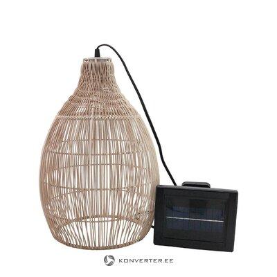 LED Rippvalgusti Päikeseenergiaga Holiday (Batimex)