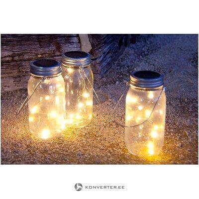 Outdoor led light set 3 pcs jamy (batimex)