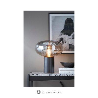 Дизайнерская настольная лампа atlas (jotex)