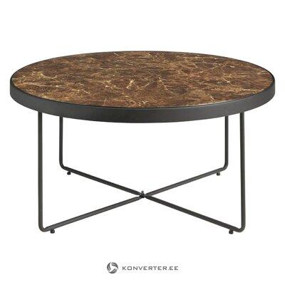 Marble imitation coffee table gellina (ellos)