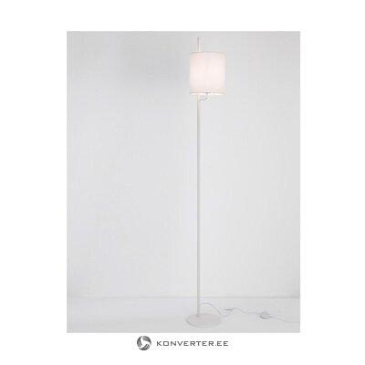 White floor lamp alan (mb lighting)