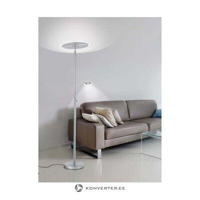 Silver led floor lamp artur (paul neuhaus)