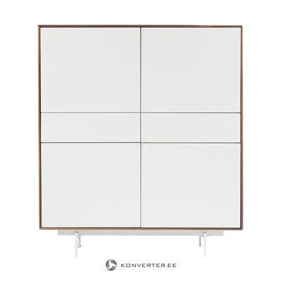 Valgete Ustega Disain Kapp Siviglia (Unico Milano)