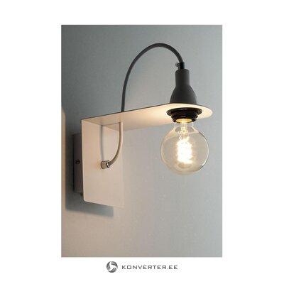 White wall light genius (tomasucci)
