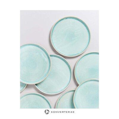 Vaaleanvihreä levy cordoama mint (motelli)