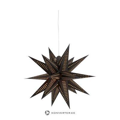 Melna kulona gaisma Estella (Jotex)