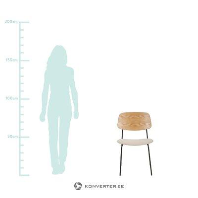 Brown-black chair (nadja)