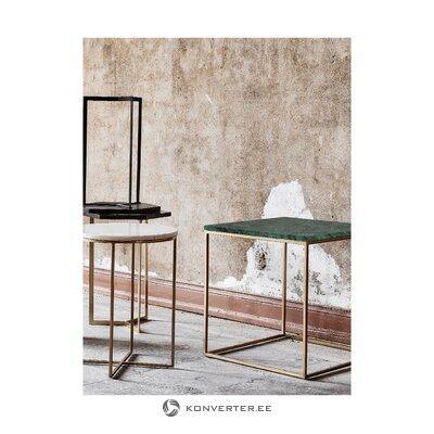 Mažas marmurinis kavos staliukas (Alys)