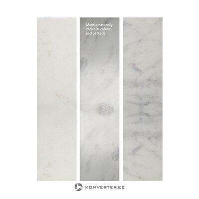 Marmurinis žurnalinis staliukas (alys)