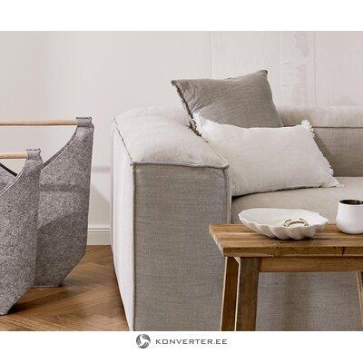 Šviesi pagalvių užvalkalas (luana) (visas, salės pavyzdys)